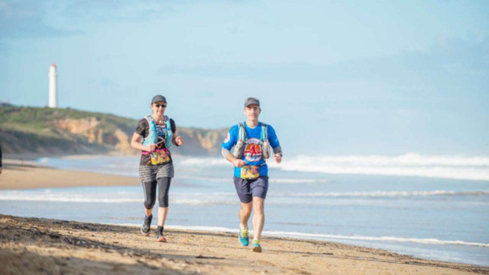 Brooks Surf Coast Trail Marathon 2018