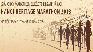Hanoi Heritage Marathon 2018