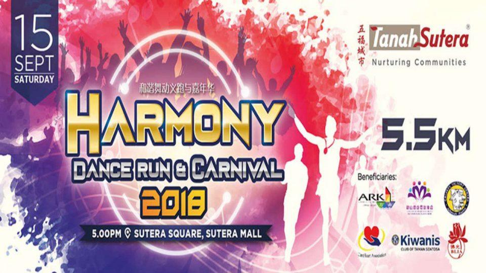 Harmony Dance Run & Carnival 2018