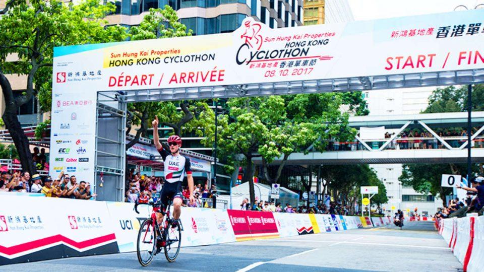 Hong Kong Cyclothon 2018