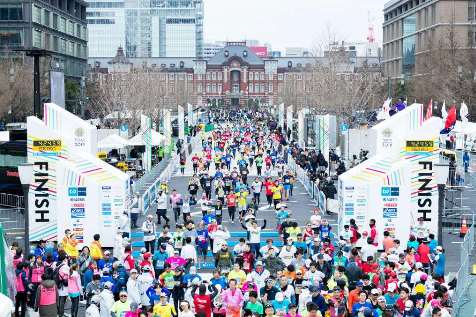 How To Participate In Tokyo Marathon 2019