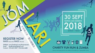 Jom Lari Fun Run & Zumba 2018