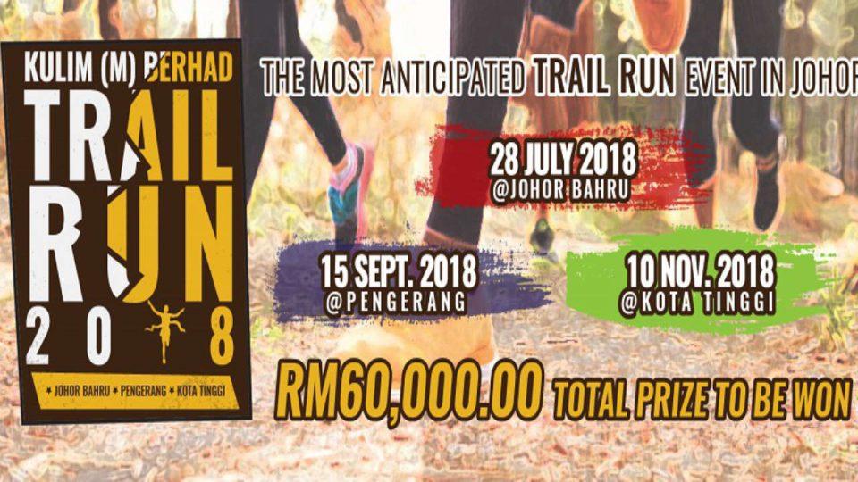 Kulim (M) Berhad Trail Run 2018