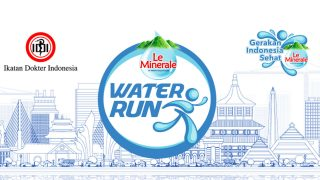 Le Minerale Water Run 2018 - Surabaya