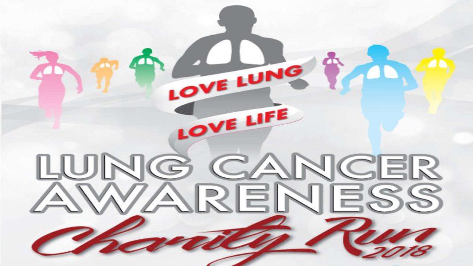 Lung Cancer Awareness Charity Run 2018