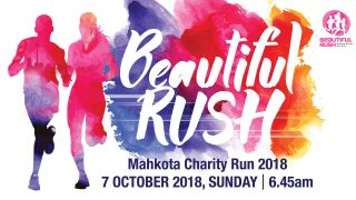 Mahkota Charity Run 2018 - Beautiful Rush