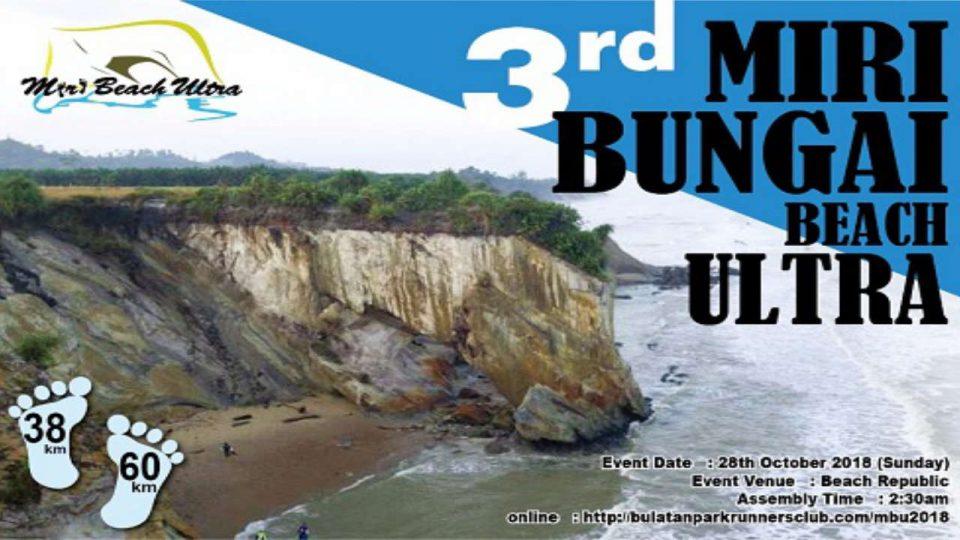 Miri-Bungai Beach Ultra 2018