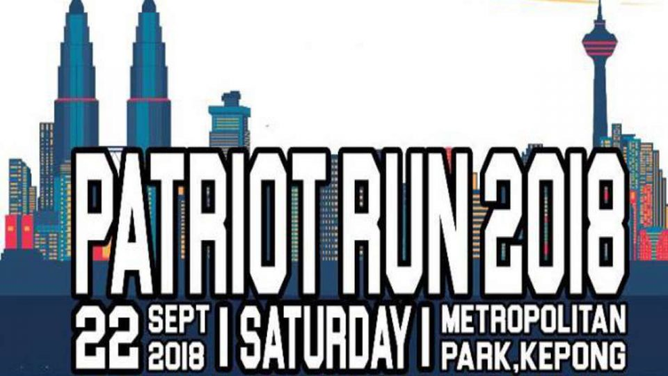 Patriot Run 2018