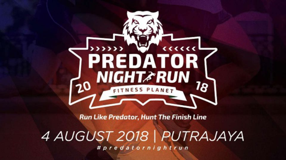 Predator Night Run 2018