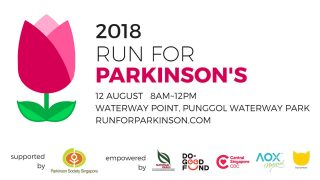 Run for Parkinson's 2018