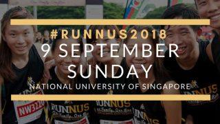 RunNUS 2018