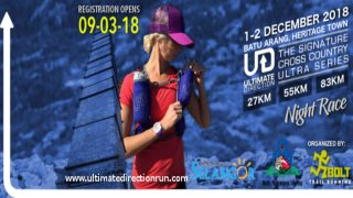 Ultimate Direction - The Signature Cross Country Ultra Series 2018