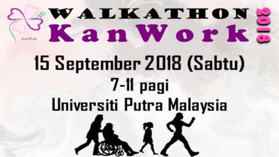 Walkathon KanWork 2018