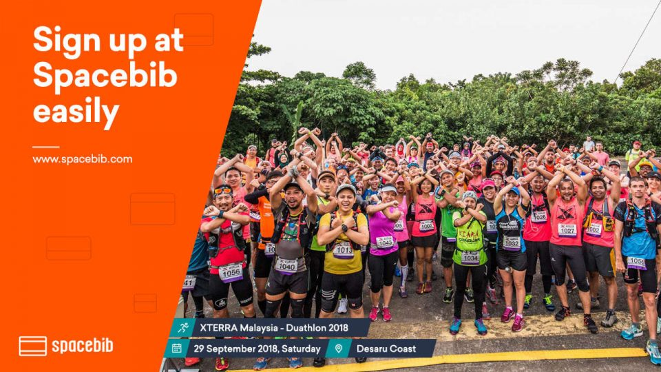 XTERRA Malaysia - Duathlon 2018