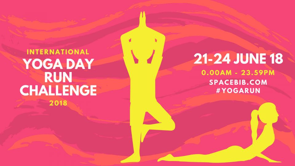 International Yoga Day Run Challenge 2018