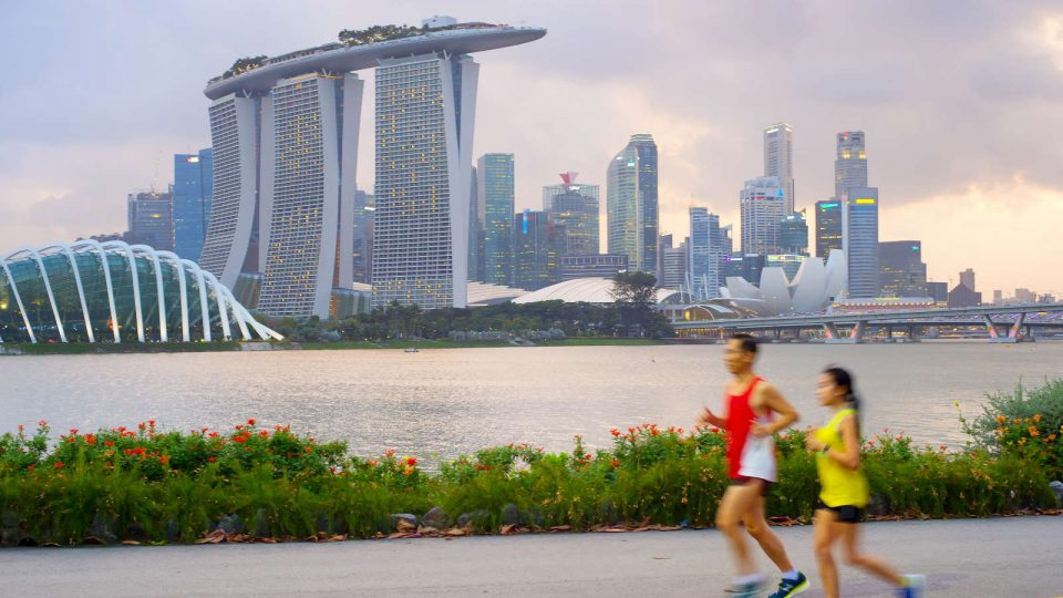 New 2XU SG-Run: Expect Twice the Fun and Excitement This Year