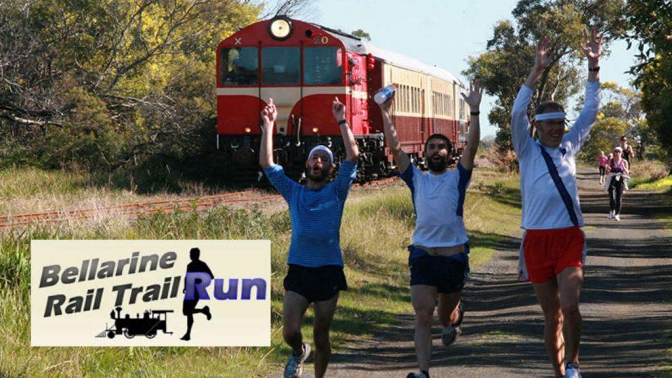 Bellarine Rail Trail Run 2018