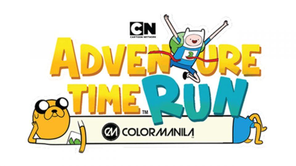 CM Adventure time Run 2018