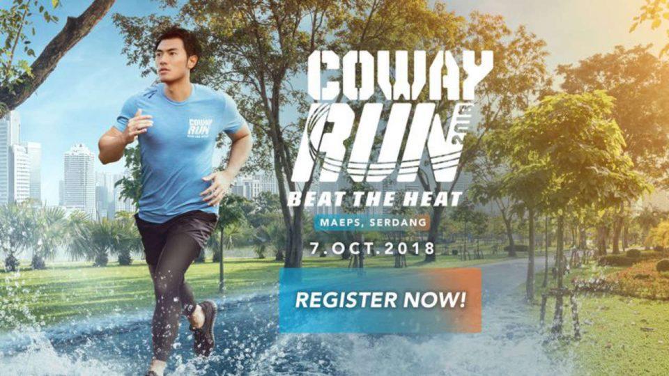 Coway Beat The Heat Run 2018