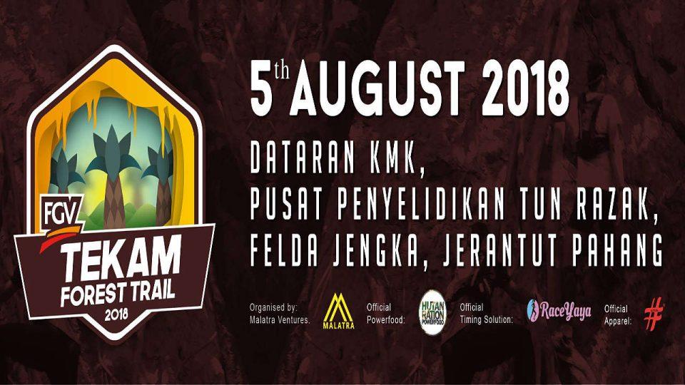 FGV Tekam Forest Trail 2018