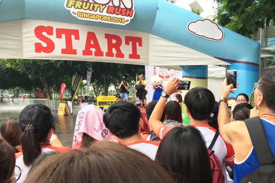 Hello Kitty Run Singapore 2018 Race Review: A Great Event For Hello Kitty Lovers