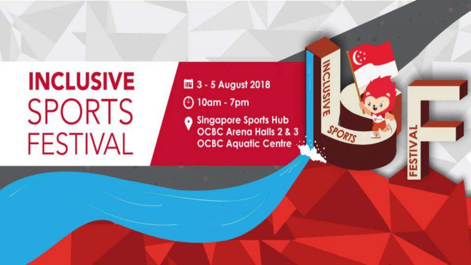 Inclusive Sports Festival 2018