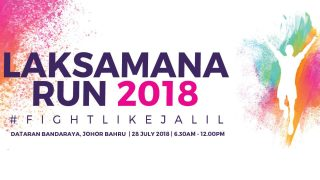 Laksamana Run 2018