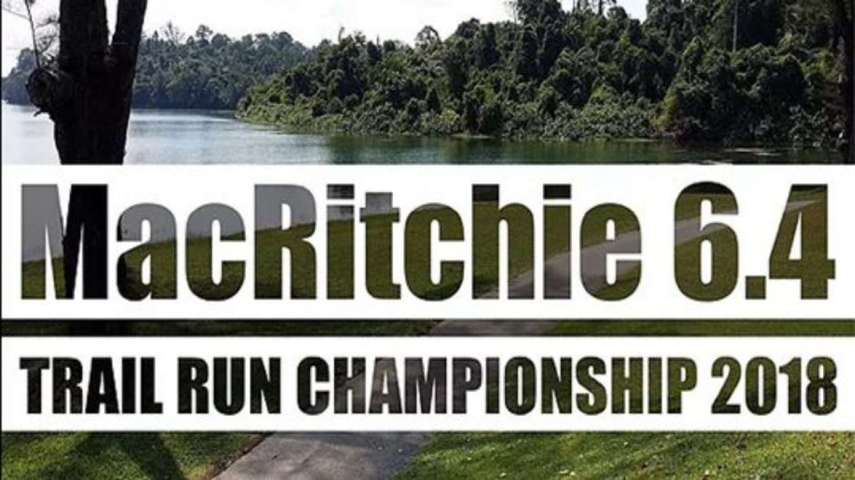 MacRitchie 6.4 Trail Run Championship 2018