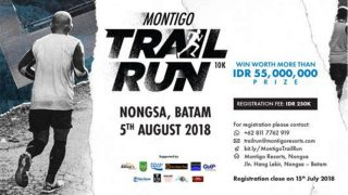 Montigo 10K Sunset Trail Run 2018