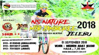 NS Nature MTB Jamboree Jelebu 2018