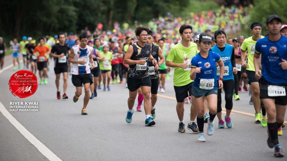 River Kwai International Half Marathon 2018