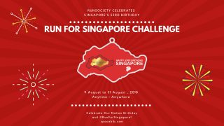 Run For Singapore Challenge 2018