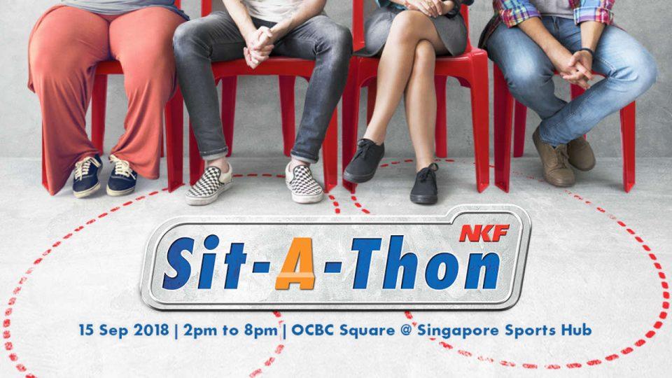 Sit-A-Thon 2018