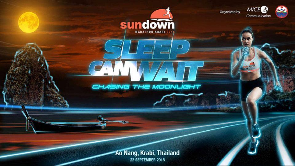 Sundown Marathon Thailand 2018
