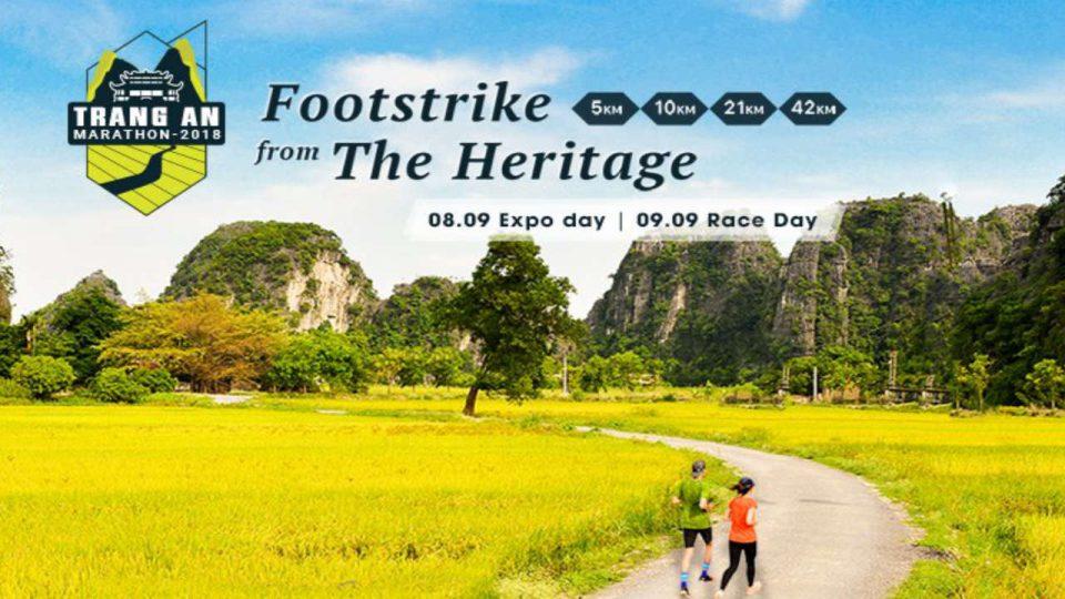 Trang An Marathon 2018