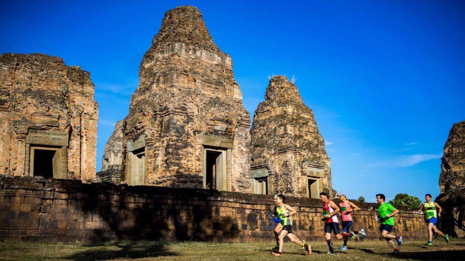 Ultra Trail Angkor 2019