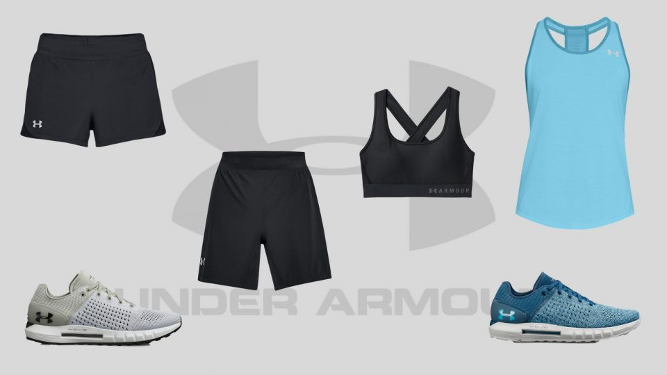 Under Armour To Feature Its Fall/Winter 2018 Collection At The New Paragon Store