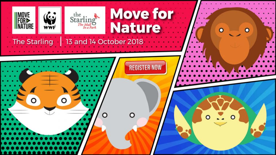 Move for Nature 2018