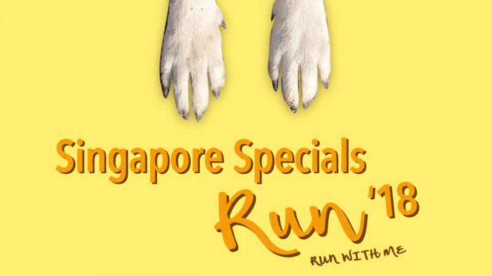 Singapore Specials Run 2018