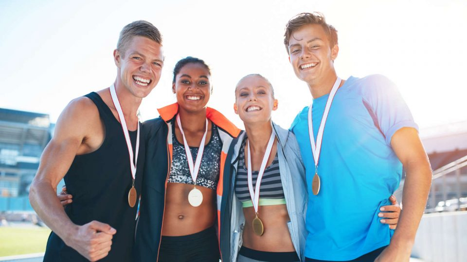 What To Do With Your Race Medals