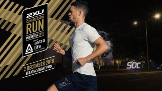 2XU Compression Run Indonesia 2018