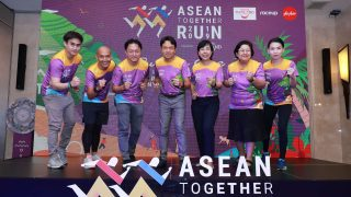 Tourism Authority of Thailand Launches ASEAN Together Run 2019