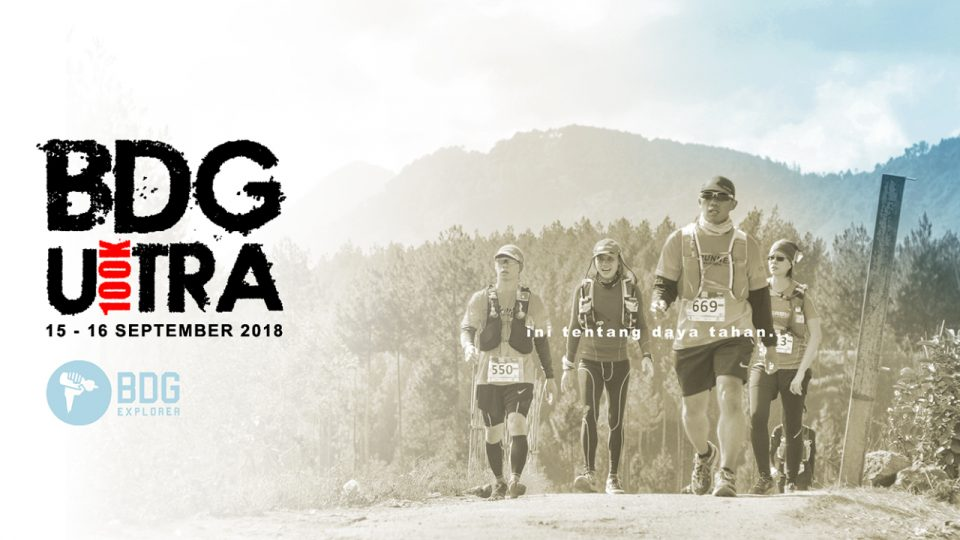 Bandung Ultra 100K 2018