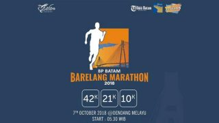 Barelang Marathon 2018