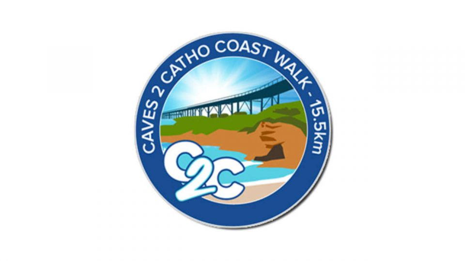 Caves 2 Catho Coast Walk 2018