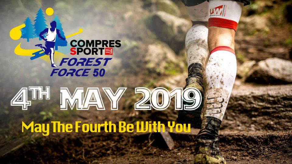 Compressport Forest Force 50 2019