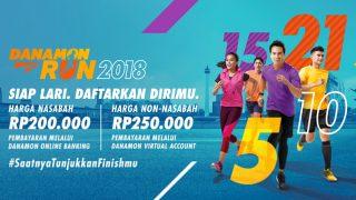 Danamon Run 2018