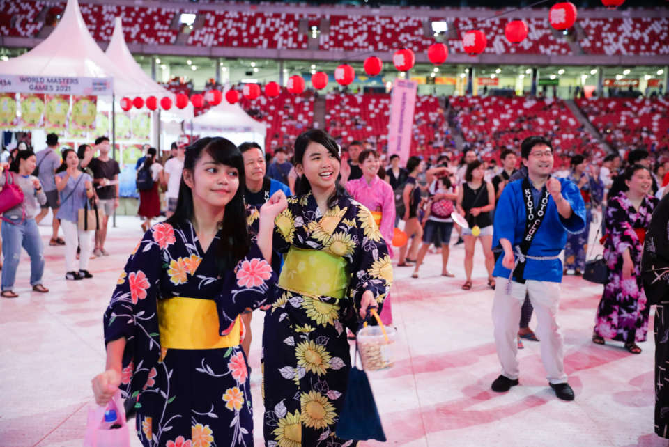Massive Turnout at the First-Ever Japan Summer Festival