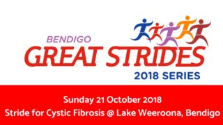 Great Strides: Bendigo
