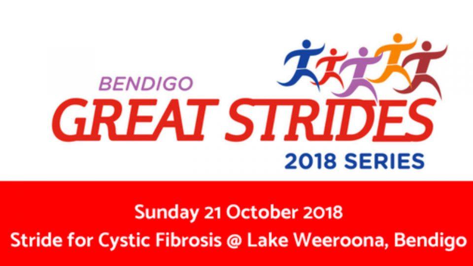 Great Strides: Bendigo